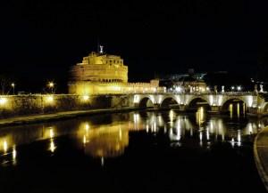 Ponte Sant'Angelo, preferito di Gina