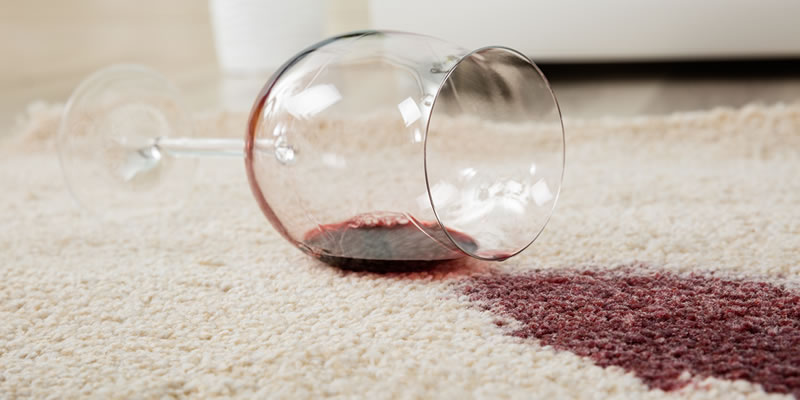 The top 3 carpet stains and how to get rid of them with for How to get rid of household items