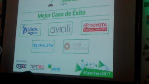 #OpenAwards OpenExpo17