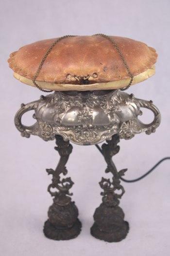 Sculpture objet détournés, antiquité