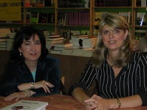 Marta Querol y Ángeles Goyanes