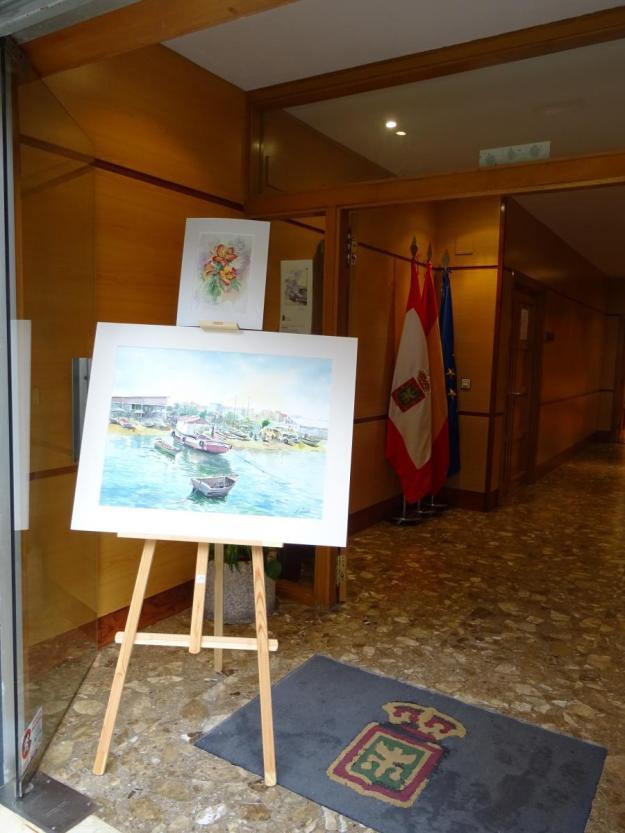 Exposición Candás 1