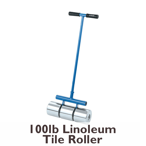 Carpet floor care for 100 lb floor roller rental