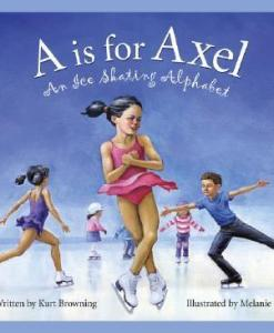 book a is for axel