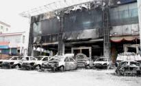 Muslim China riot 5