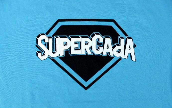 supercada diseño gráfico superhéroe campaña publicidad advertising redes sociales