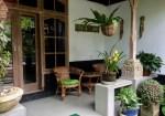 Angel House Ubud Sandat suite private entrance and veranda.