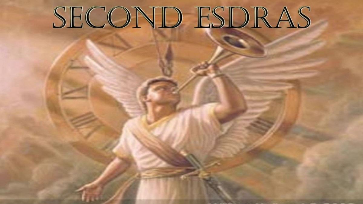 Second Esdras Book of Enoch Book of Jasher