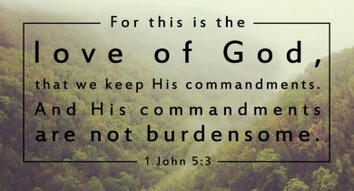 Bible verse of the day The ten commandment in the new testament