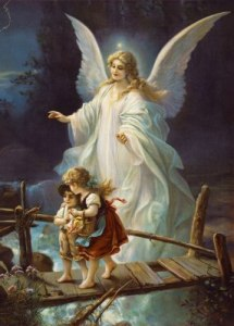 guardian angel Matthew 18-10