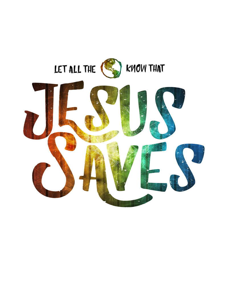 Jesus is the only one whom can save you