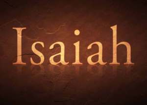 The book of Isaiah chapter 18 #FSBT