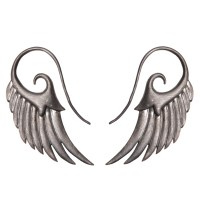 This Week's Finds: Statement Wing Earrings & Free ChainMaille Jewelry-Making Tutorial