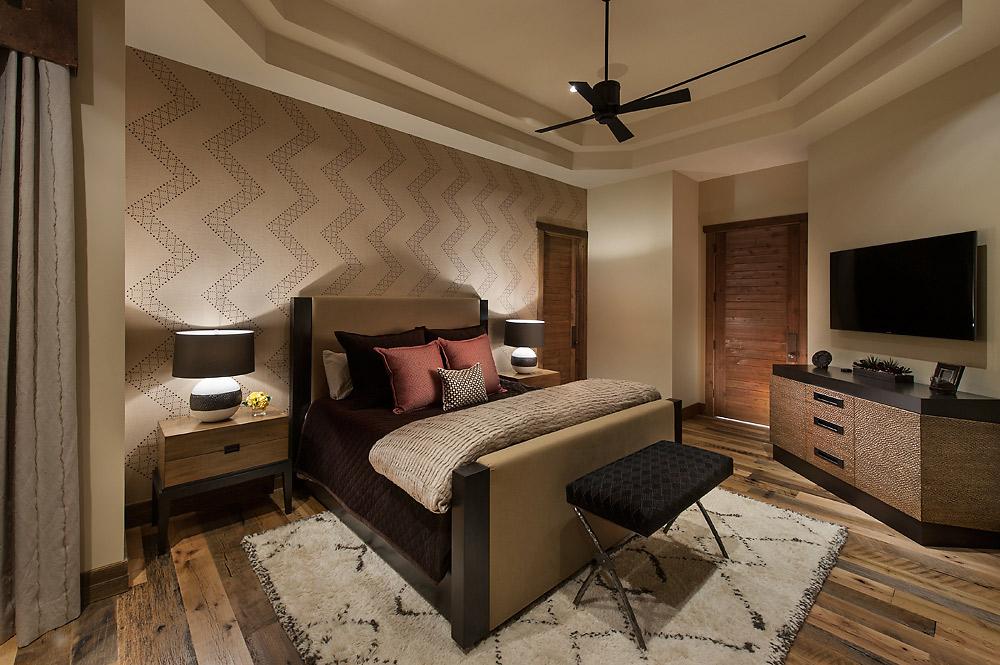 Rustic Revelation - Guest Room - Angelica Henry Design