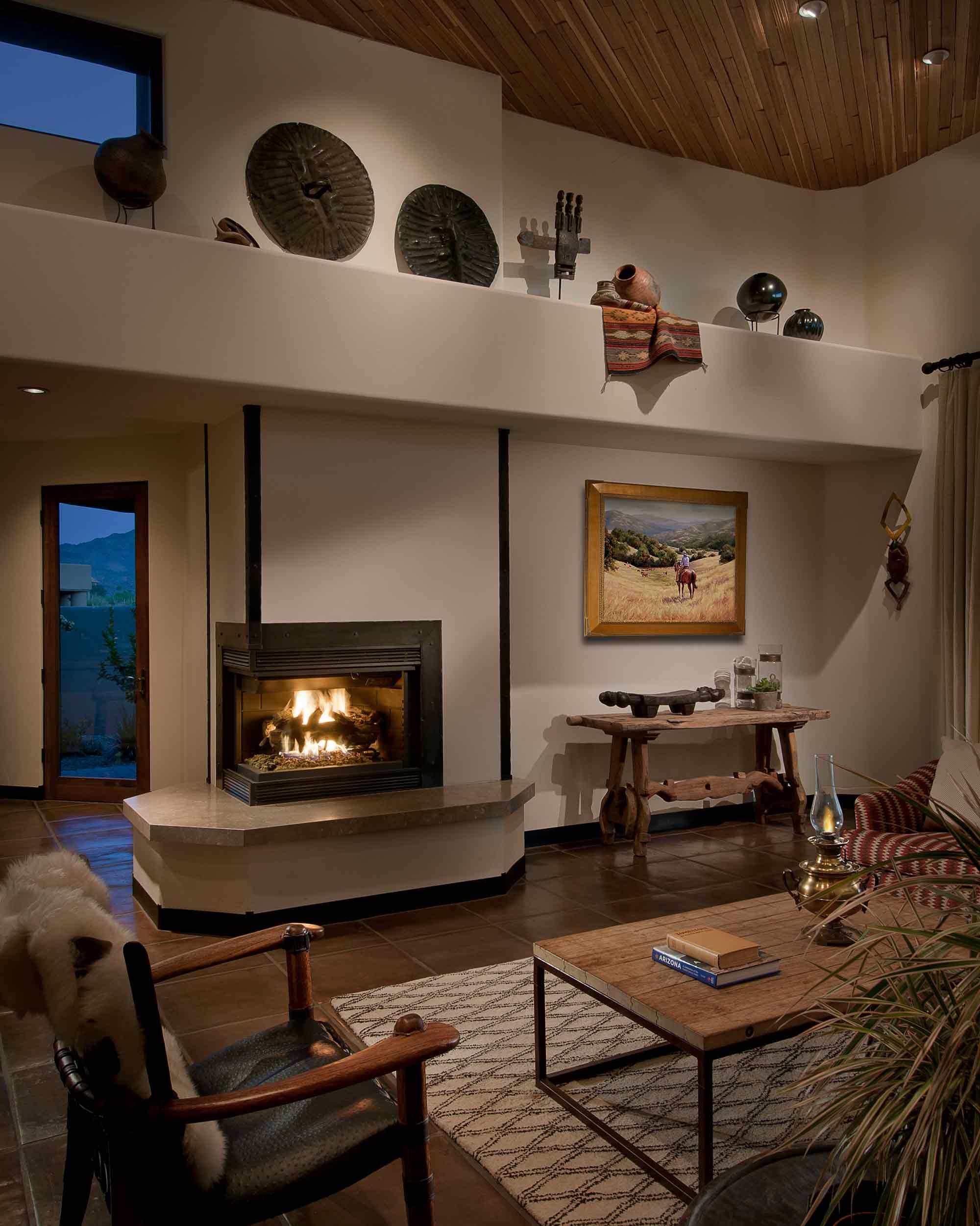 Good Arizona Ranch U2013 Living Room U2013 Angelica Henry Design U2013 Interior Design U2013  Scottsdale + Paradise Valley AZ