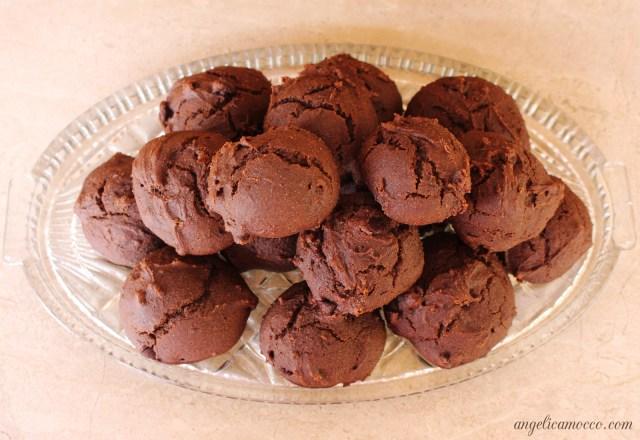 biscotti al cioccolato senza glutine gruppo sanguigno 0 e A