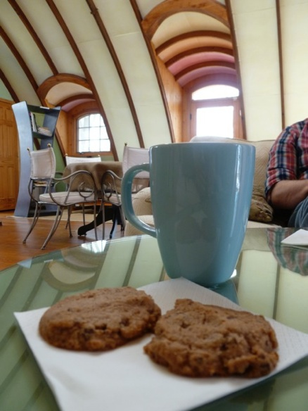 2013, Corn Crib Hospitality