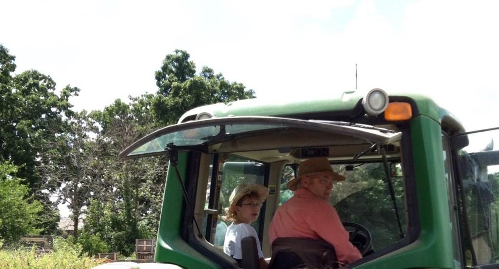 Joseph Haas pitches the Organic Farm TV Series to Farmer John