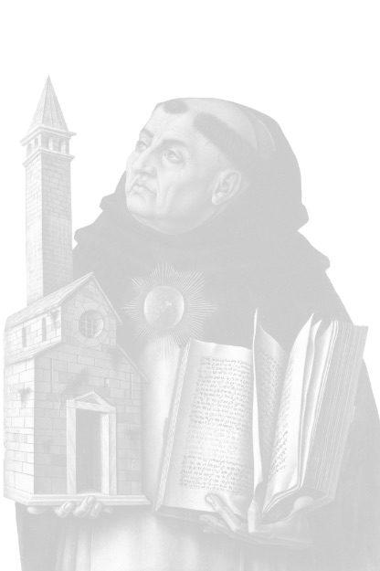 Angelicum - About Us - Saint Thomas Aquinas