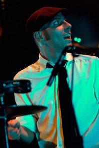 Drummer Caddy aka Don Cardeneo, Köln, Gloria