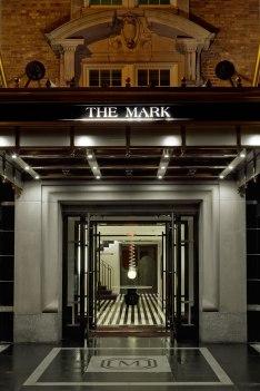2. Hotel Entrance