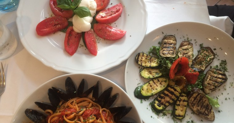 What To Eat In Capri