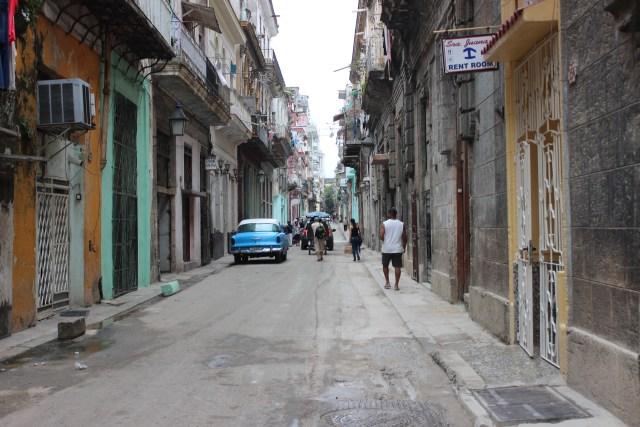 traveling to Havana, Cuba