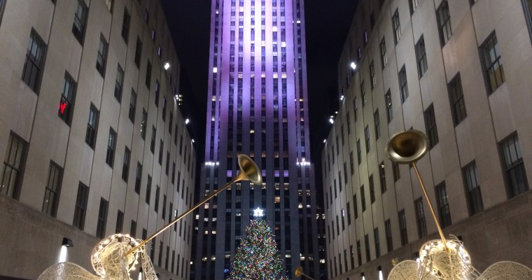 How to Celebrate Christmas in New York City