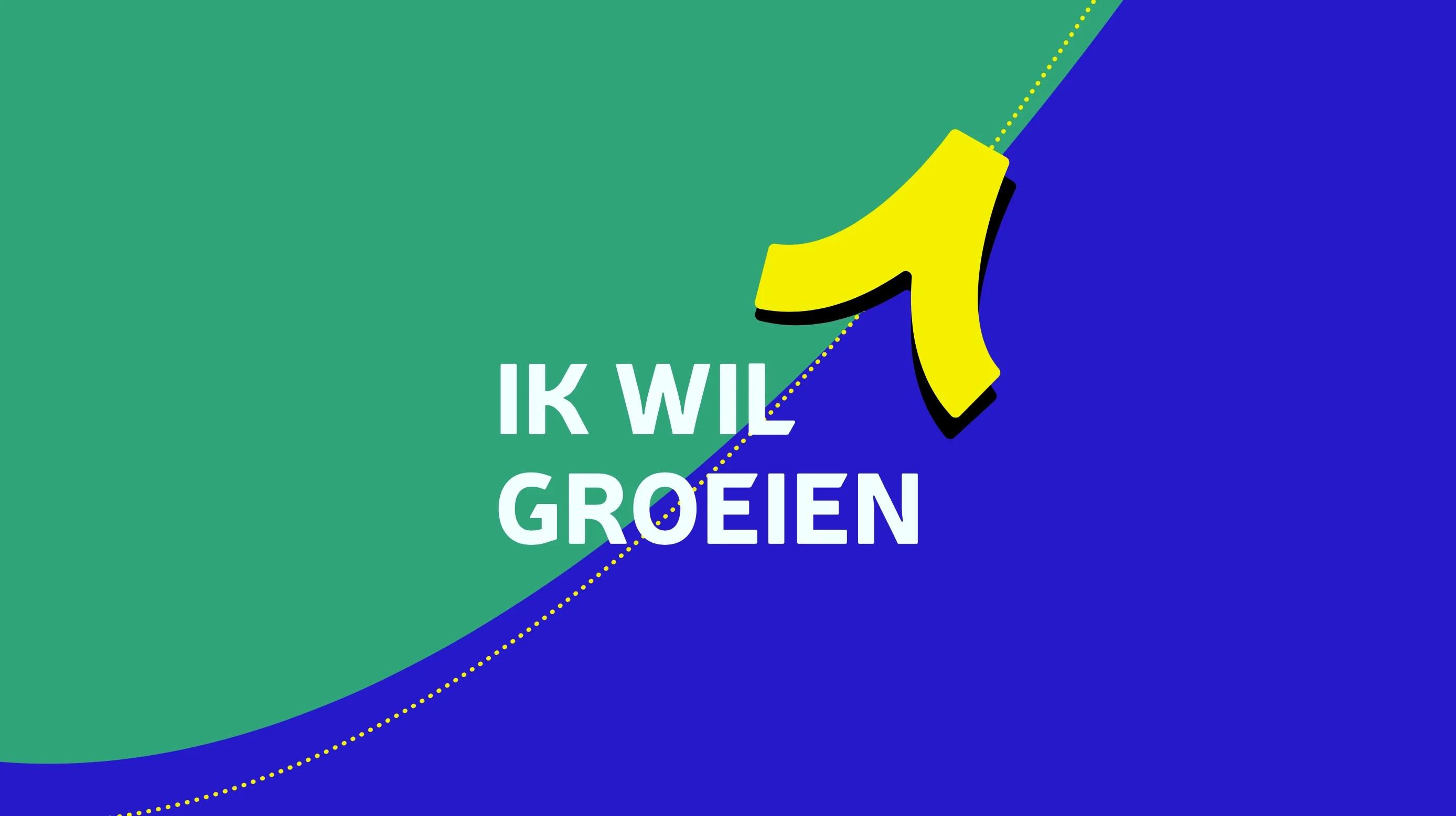 Ik Wil Groeien Logo