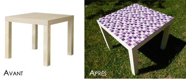 table basse mosaique angelinedecoration