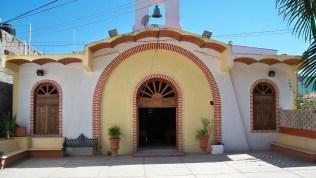 Sayulita church
