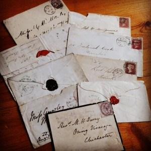 Victorian correspondence
