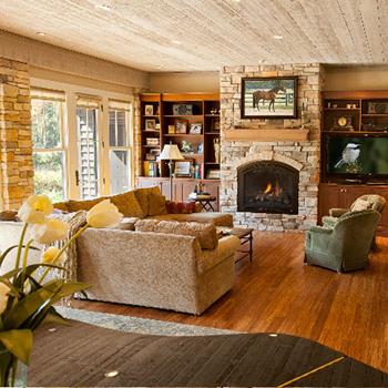 Cobblestone Living Room