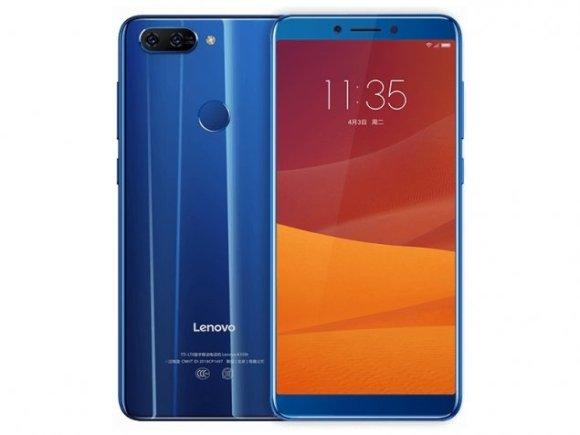 Lenovo K5 2018