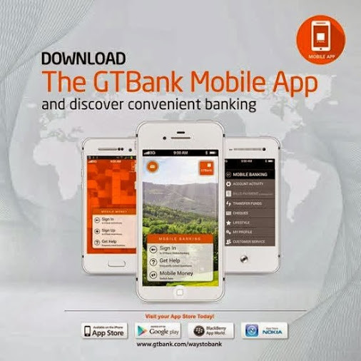 How to download and Use GTWorld App and the GTBank Mobile App on Android and iOS