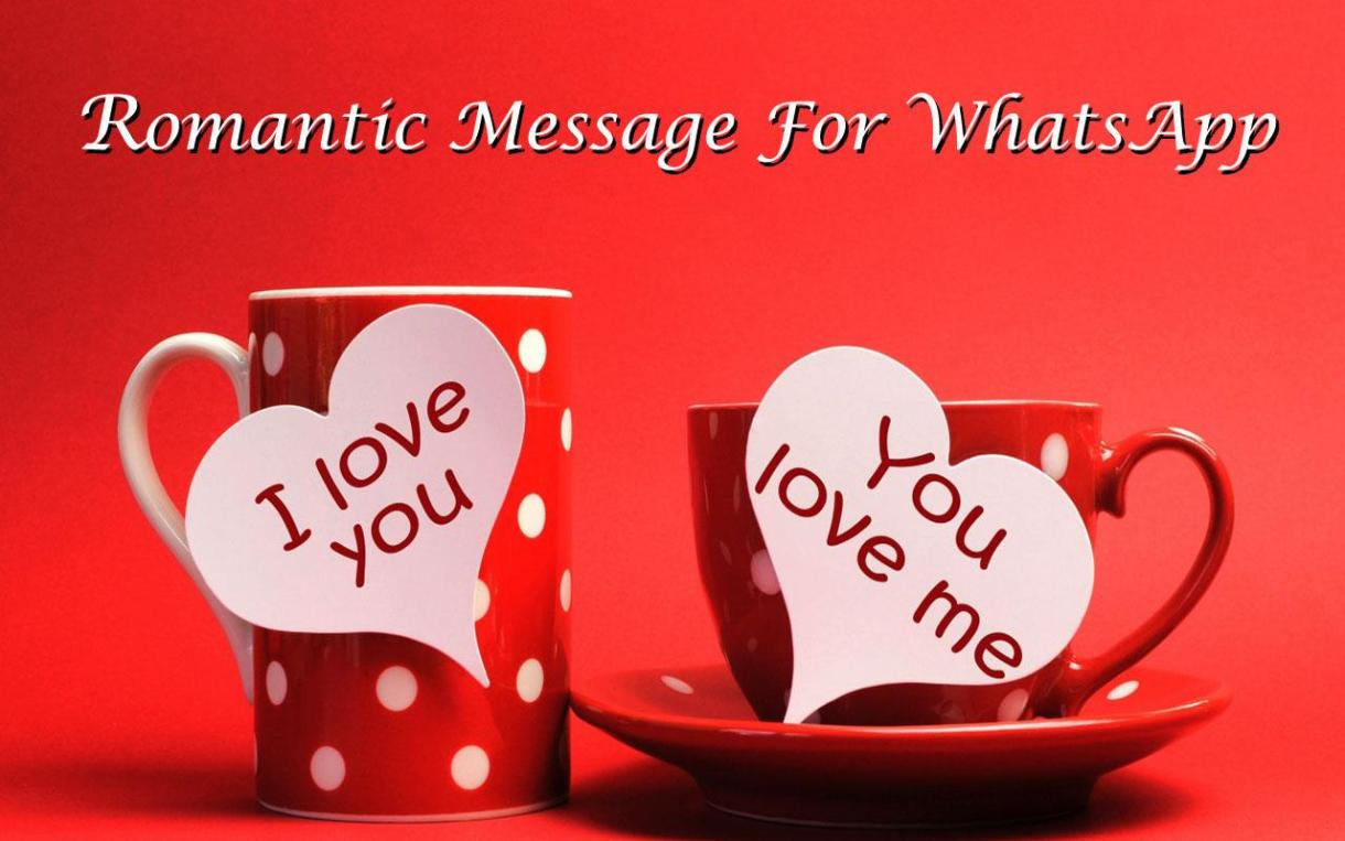 Best Romantic Whatsup