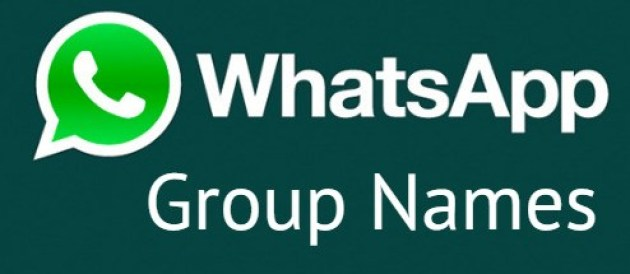 Top Best Funny WhatsApp Group Names List For Friends Family