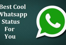 Photo of Best WhatsApp status