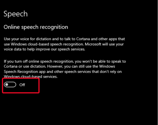 how-to-delete-cortana-recordings-off-speech-recognition