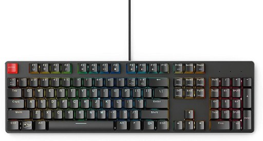 best-keyboards-for-small-hands-Glorious-Modular-Mechanical-Keyboard