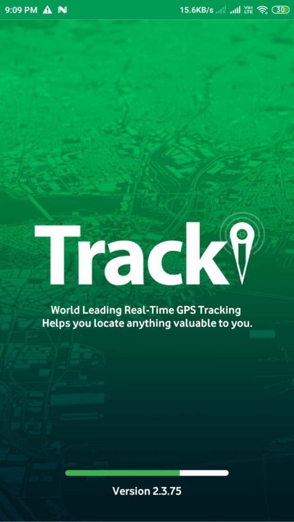 Tracki-mobile-app