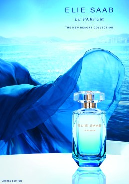 Elie Saab Le Parfum Resort Collection 2015 #BlueEscapade