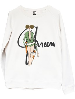 Sweat Be Green Be Parisian