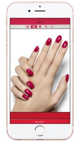 Application La Nail Revolution
