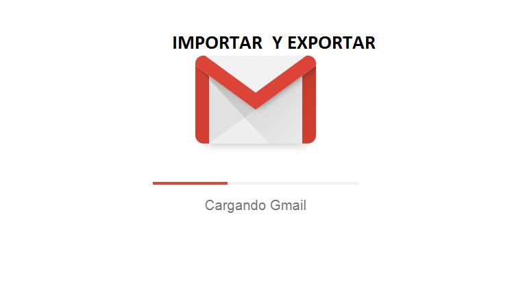 IMPORTAR Y EXPORTAR CORREOS DE GMAIL A OUTLOOK