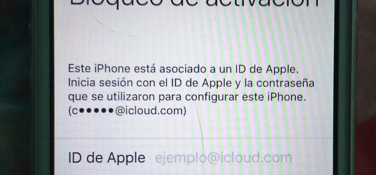 ELIMINAR CUENTA ICLOUD SIN CONTRASEÑA CUALQUIER IPHONE BY ANGELLOMIX METODO 2