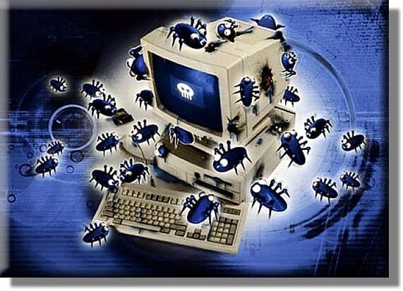 eliminar visus de acceso directo en una computadora