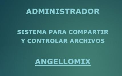 Sistema de Administrador de Documentos para contadores