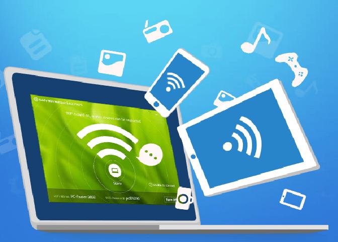 wifi para todos desde la pc