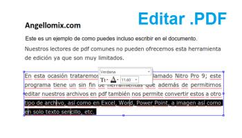 editar pdf todo el documento